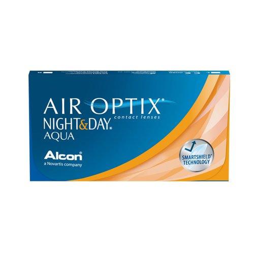 AIR OPTIX® NIGHT & DAY® AQUA-