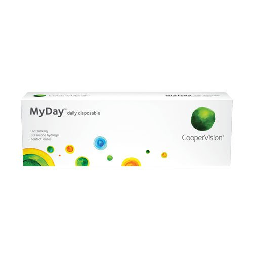 MyDay® (SiHy, Smart Silicone™)-