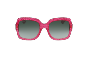 Lunettes Gucci Rose