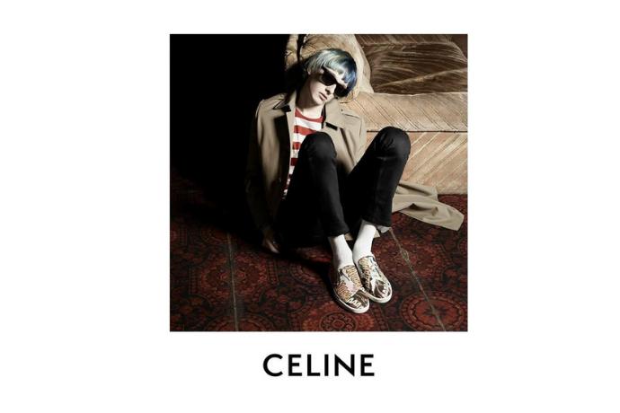 Modèle Céline Lunettes Noires