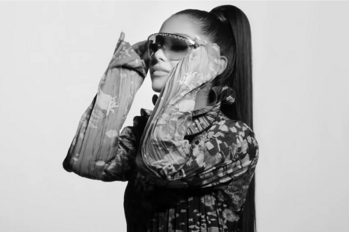 Optic 2000 Article Ariana Grande Givenchy Photo Lunettes Masque