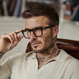 Optic 2000 Article Marque David Beckham Lunettes De Vue Noires