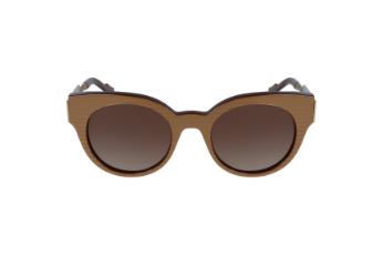 Caroline Abram lunettes de soleil aux montures bronze
