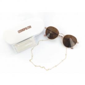 Optic2000 Artikel Marke Cosmopolitan Brillen Etui Kette