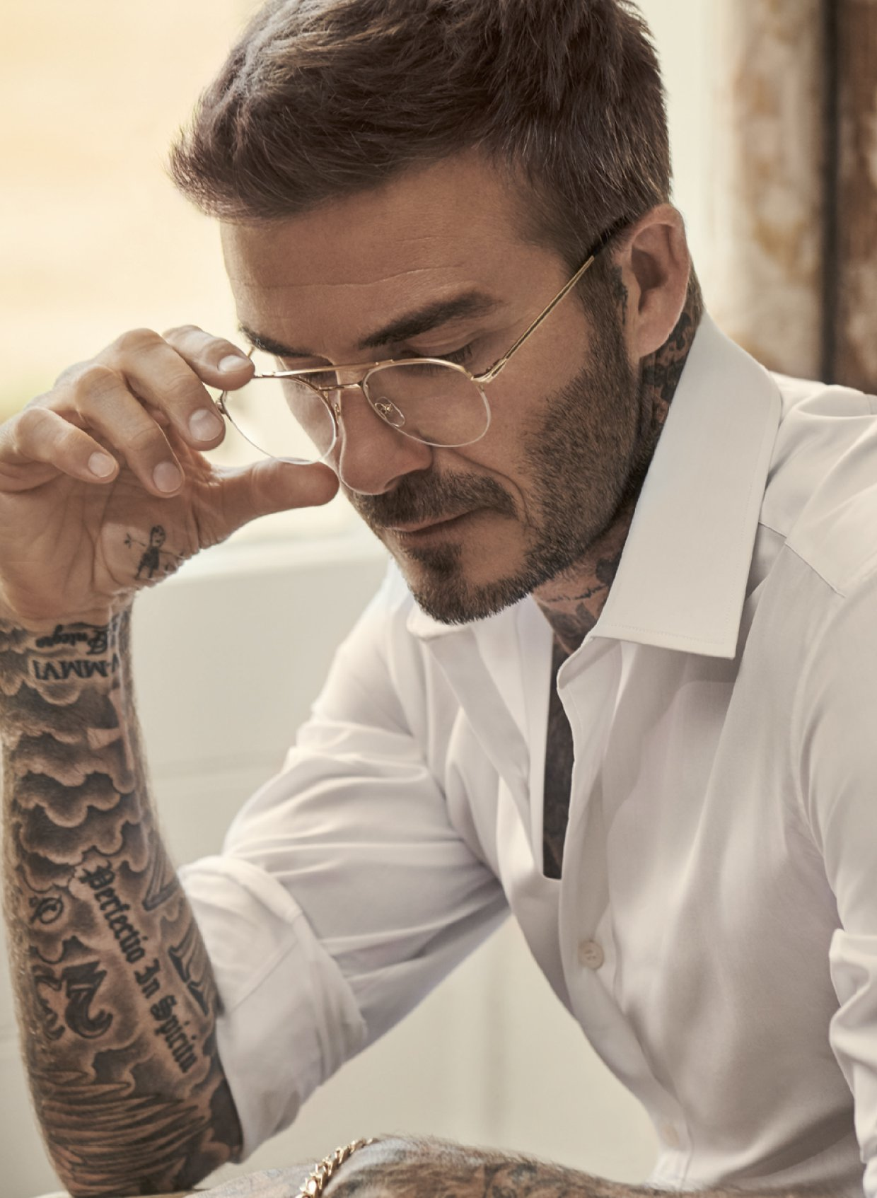 Optic 2000 Db Eyewear David Beckham