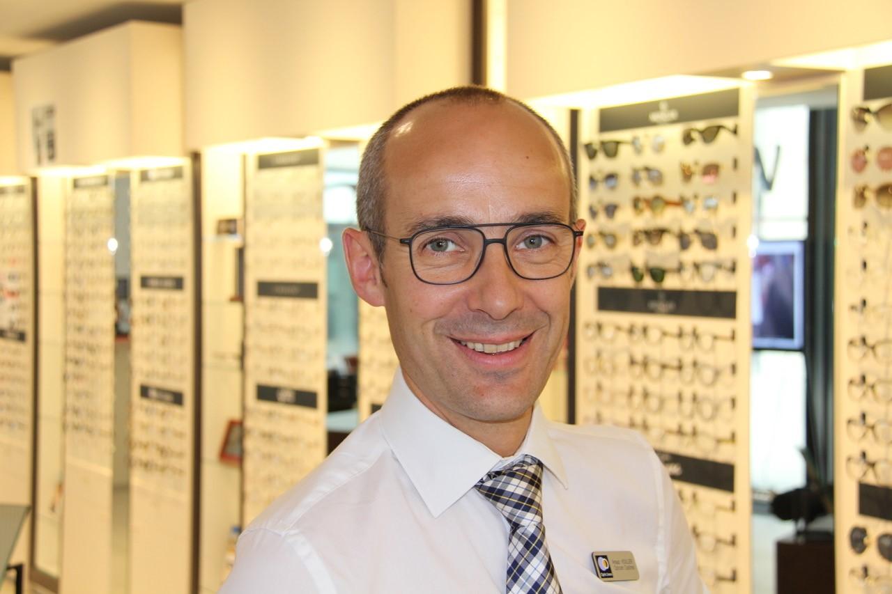 Arnaud Houllier Opticien Diplômé